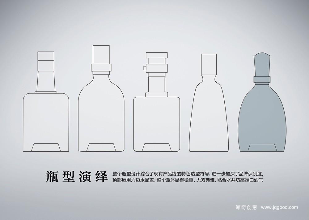 水井坊定制白酒包装_重庆包装设计公司