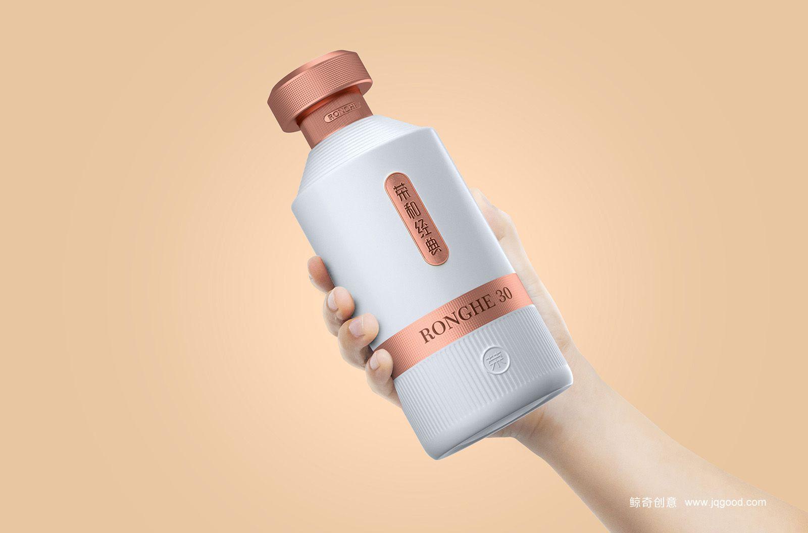 白酒瓶型设计